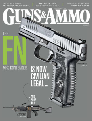 Guns & Ammo Jul 2017