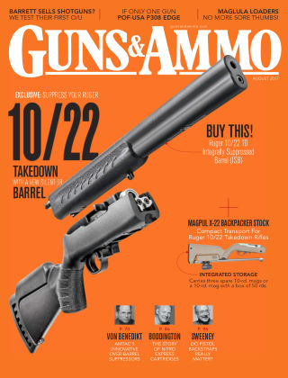 Guns & Ammo Aug 2017
