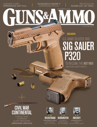 Guns & Ammo Sep 2017