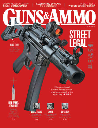 Guns & Ammo Oct 2017