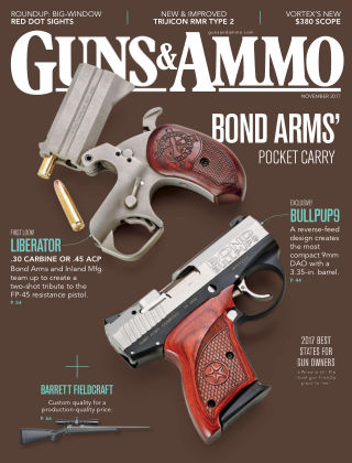 Guns & Ammo Nov 2017