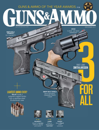Guns & Ammo Dec 2017