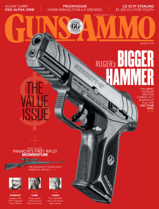 Guns & Ammo Mar 2018