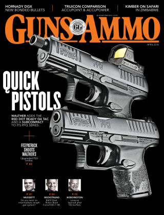 Guns & Ammo Apr 2018