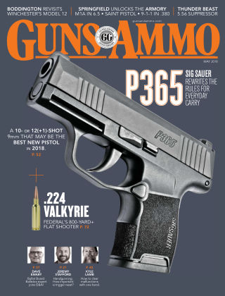 Guns & Ammo May 2018