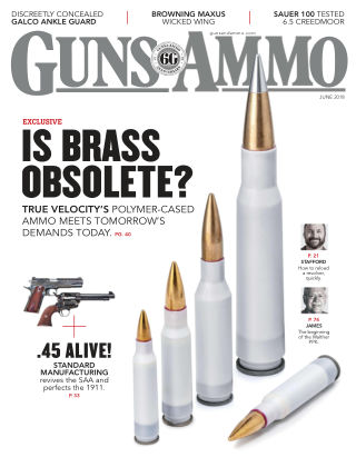 Guns & Ammo Jun 2018