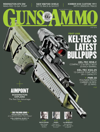 Guns & Ammo Jul 2018