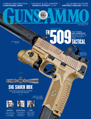 Guns & Ammo Sep 2018