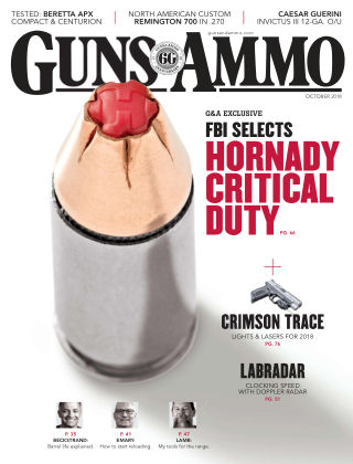 Guns & Ammo Oct 2018