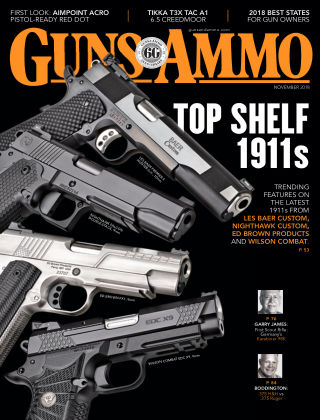 Guns & Ammo Nov 2018