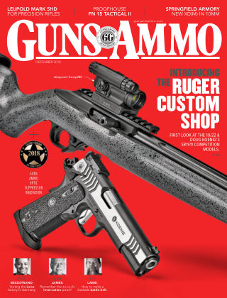 Guns & Ammo Dec 2018