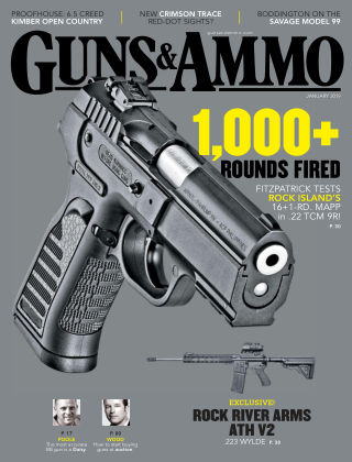 Guns & Ammo Jan 2019