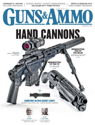 Guns & Ammo Feb 2019