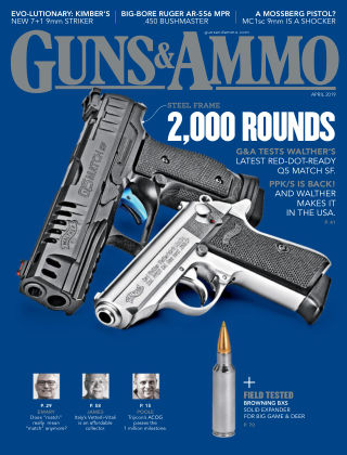 Guns & Ammo Apr 2019