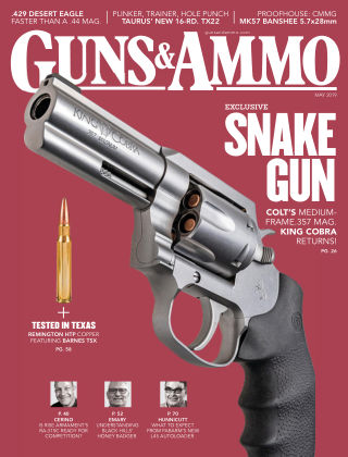 Guns & Ammo May 2019