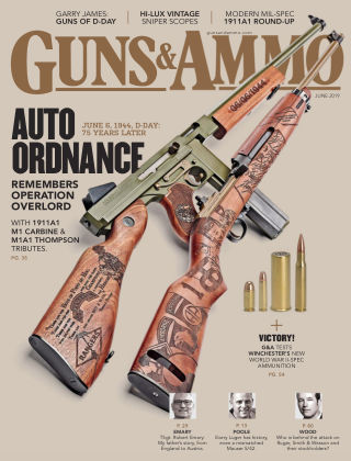 Guns & Ammo Jun 2019