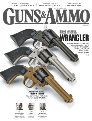 Guns & Ammo Jul 2019