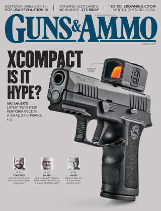 Guns & Ammo Aug 2019