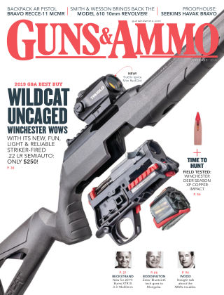 Guns & Ammo Sep 2019