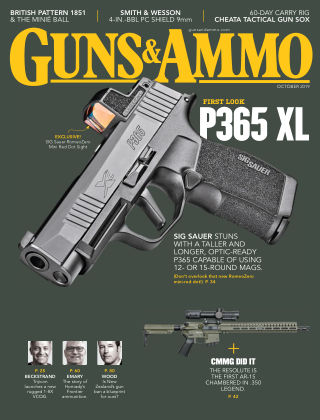 Guns & Ammo Oct 2019