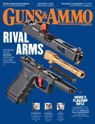 Guns & Ammo Nov 2019