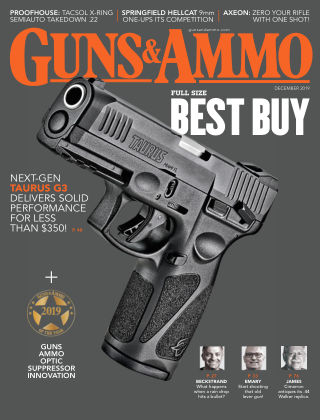 Guns & Ammo Dec 2019