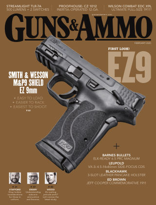 Guns & Ammo Feb 2020