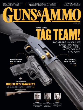 Guns & Ammo Mar 2020