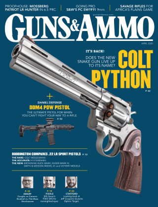 Guns & Ammo Apr 2020