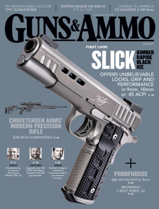 Guns & Ammo Jun 2020