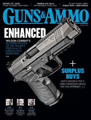 Guns & Ammo August 2020