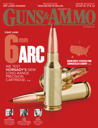 Guns & Ammo September 2020