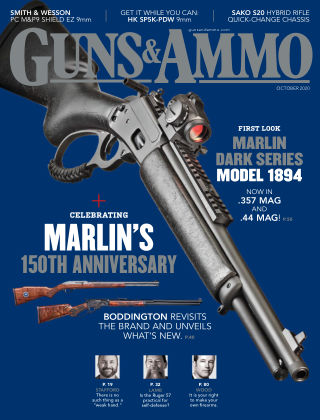 Guns & Ammo October 2020