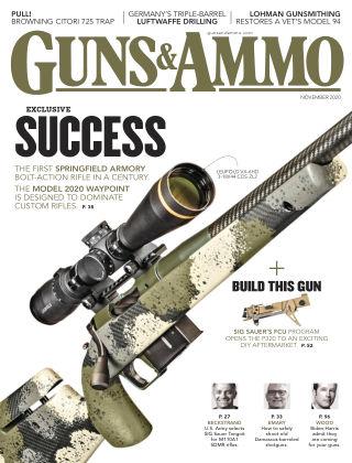 Guns & Ammo November 2020