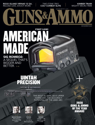Guns & Ammo December 2020