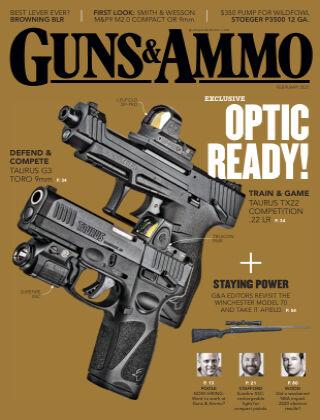 Guns & Ammo February 2021