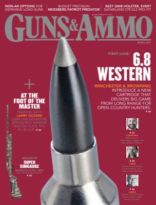 Guns & Ammo March 2021