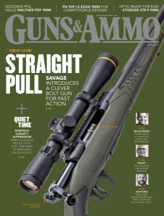 Guns & Ammo April 2021