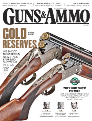 Guns & Ammo May 2021