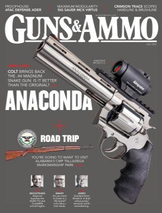 Guns & Ammo July