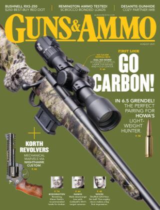 Guns & Ammo August