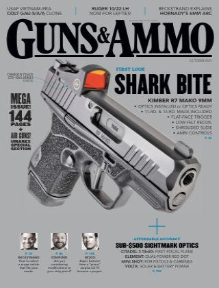 Guns & Ammo October