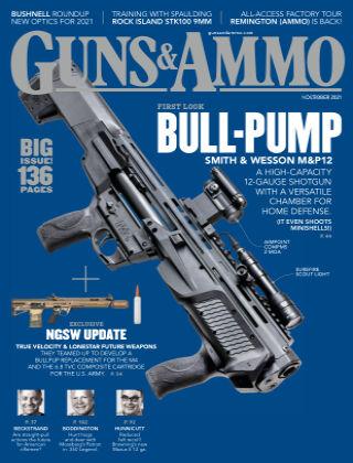 Guns & Ammo November 2021