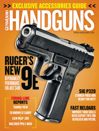 Handguns Dec / Jan 2015