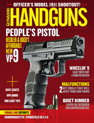 Handguns Oct / Nov 2014
