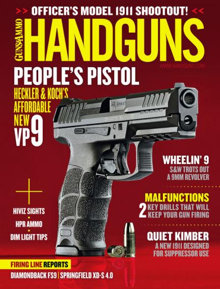 Handguns August 12, 2014 00:00