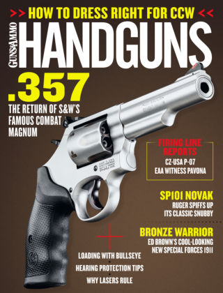 Handguns Feb / March 2015