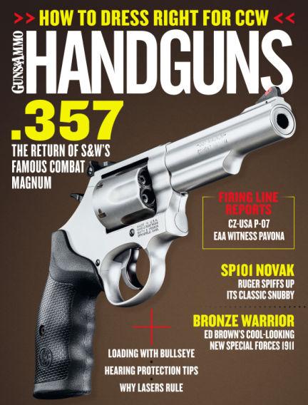 Handguns December 09, 2014 00:00