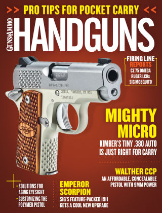 Handguns June / July 2015