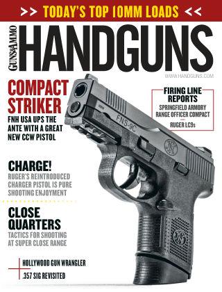 Handguns Aug / Sept 2015